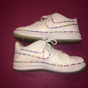 Customized Lunar Force Nike Air Force ones